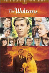 The Waltons - Sesong 5 (DVD - SONE 1)