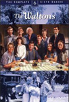 The Waltons - Sesong 6 (DVD - SONE 1)