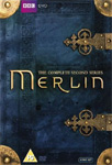 Merlin - Sesong 2 (UK-import) (DVD)