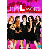 The L Word - Sesong 6 (UK-import) (DVD)