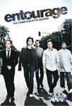 Entourage - Sesong 5 (UK-import) (DVD)