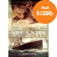 Produktbilde for Titanic (DVD)