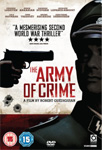The Army Of Crime (UK-import) (DVD)