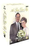 As Time Goes By - Sesong 1-4 (UK-import) (DVD)