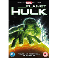 Planet Hulk (UK-import) (DVD)