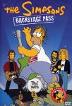 The Simpsons - Backstage Pass (DVD)