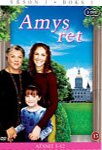 Judging Amy - Sesong 1 Del 1 (DVD)
