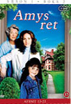 Judging Amy - Sesong 1 Del 2 (DVD)