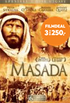 Produktbilde for Masada (DVD)
