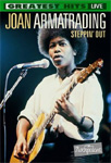 Joan Armatrading - Steppin' Out (DVD - SONE 1)