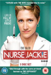 Nurse Jackie - Sesong 1 (UK-import) (DVD)