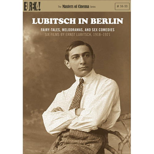 Lubitsch In Berlin (UK-import) (DVD)