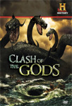 Clash Of The Gods - Sesong 1 (DVD - SONE 1)