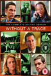 Without A Trace - Sesong 2 (DVD - SONE 1)