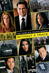 Without A Trace - Sesong 4 (DVD - SONE 1)