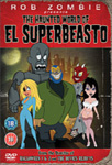 Rob Zombie Presents: The Haunted World Of El Superbeasto (UK-import) (DVD)