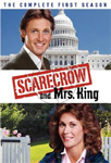 Scarecrow And Mrs. King - Sesong 1 (DVD - SONE 1)