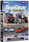 Top Gear - The Great Adventures - Vol. 3 (UK-import) (DVD)