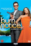 Burn Notice - Sesong 2 (DVD)