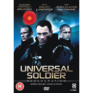 Universal Soldier - Regeneration (UK-import) (DVD)