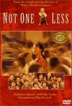 Not One Less (DVD - SONE 1)
