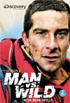 Man Vs. Wild - Sesong 2 (DVD - SONE 1)
