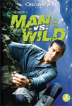 Man Vs. Wild - Sesong 3 (DVD - SONE 1)