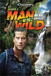 Man Vs. Wild - Sesong 4 (DVD - SONE 1)