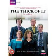 The Thick Of It - Sesong 3 (UK-import) (DVD)