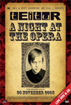 Teitur - A Night At The Opera (m/CD) (DVD)
