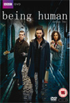 Being Human - Sesong 2 (UK-import) (DVD)