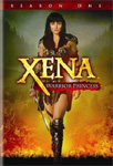 Xena - Warrior Princess - Sesong 1 (DVD - SONE 1)