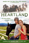 Heartland - Sesong 1 (UK-import) (DVD)