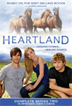 Heartland - Sesong 2 (UK-import) (DVD)