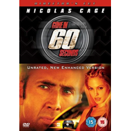 Gone In 60 Seconds (UK-import) (DVD)