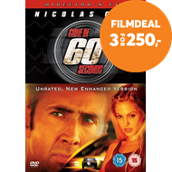 Produktbilde for Gone In 60 Seconds (UK-import) (DVD)