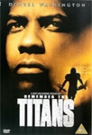 Remember The Titans (UK-import) (DVD)