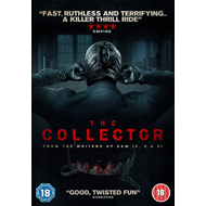 The Collector (UK-import) (DVD)