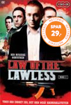 Produktbilde for Law Of The Lawless - Vol. 1 (DVD)
