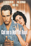Cat On A Hot Tin Roof (UK-import) (DVD)