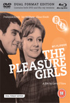 The Pleasure Girls (UK-import) (Blu-ray + DVD)
