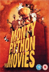Monty Python - The Movies (UK-import) (DVD)