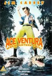 Ace Ventura 2 - When Nature Calls (UK-import) (DVD)
