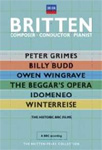 Britten - Composer-Conductor-Pianist (DVD)