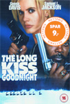 Produktbilde for The Long Kiss Goodnight (UK-import) (DVD)
