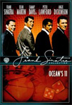 Produktbilde for Ocean's 11 (1960) (DVD - SONE 1)
