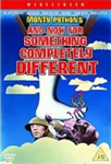 Monty Python - And Now For Something Completely Different (UK-import) (DVD)