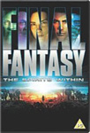 Final Fantasy - The Spirits Within (UK-import) (DVD)