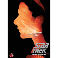 Star Trek - The Next Generation - Sesong 6 (DVD)