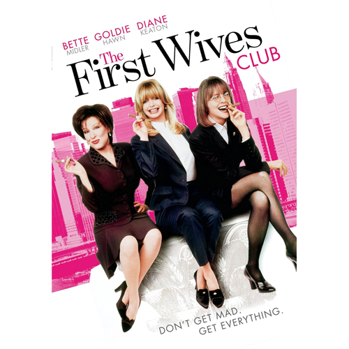 The First Wives Club (DVD - SONE 1)